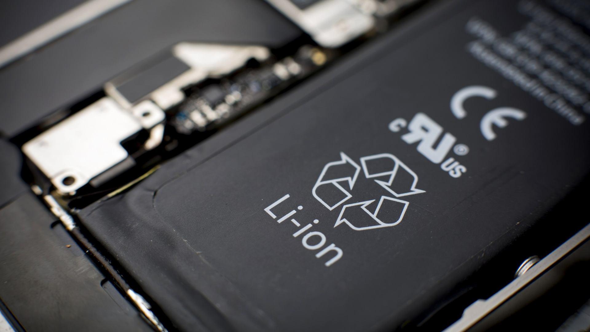 bateria lition