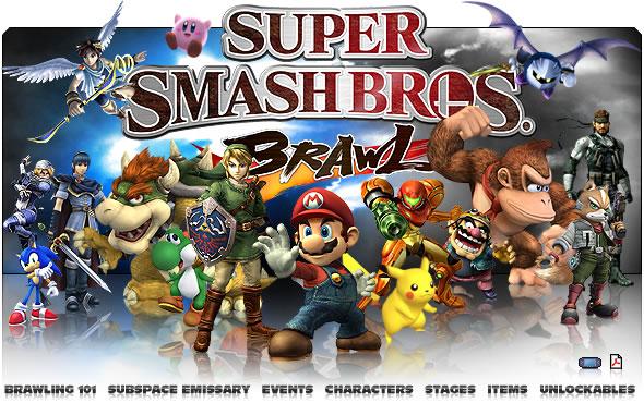 Super Smash Bros Brawl-pccampos