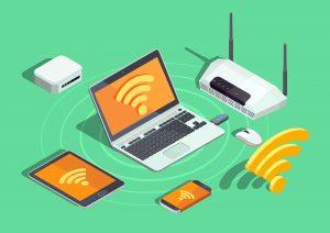 como proteger la red wifi